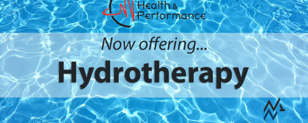 hydrotherapy header